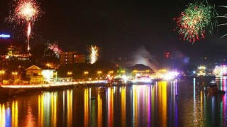 New year 2015 in Goa